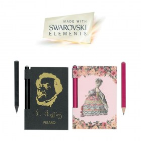 Pocket-notes-e-matita-Swarovski-1
